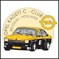 Naar website Opel Kadett C Club Belgium-Holland